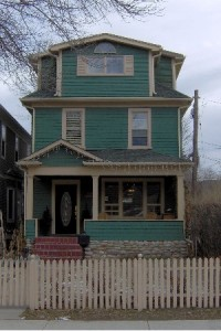 Heritage homes come in all sizes and shapes!