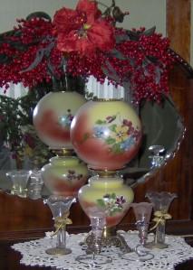 Decorating at Christmas