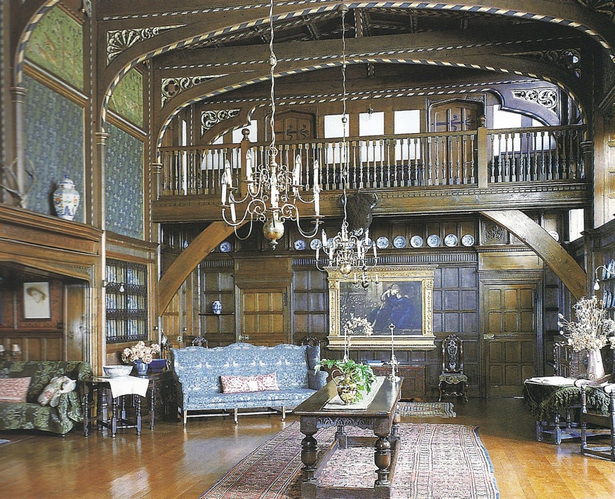 Arts and crafts neo style johanne yakula from times past - Arts and crafts style homes ...