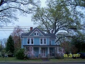 Vashti's House