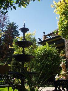 Crawford House Fountain