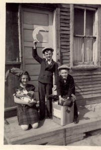 Having fun C1940