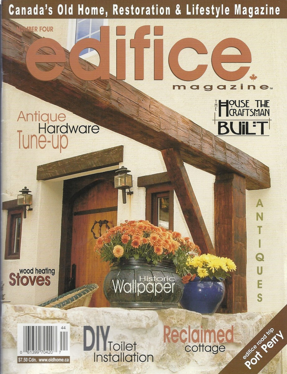 edifice magazine for old house owners johanne yakula from times past. Black Bedroom Furniture Sets. Home Design Ideas