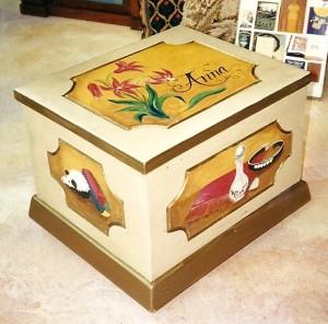 Anna's box