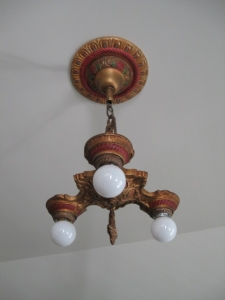 Hand painted Ceiling Medallions