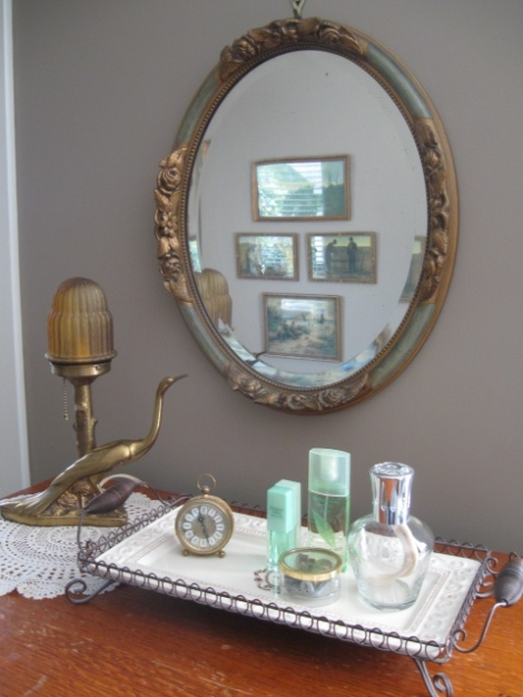 A Lovely mirror