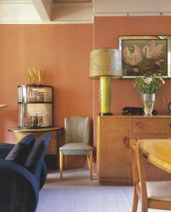 1950's Teak furniture is Hot!