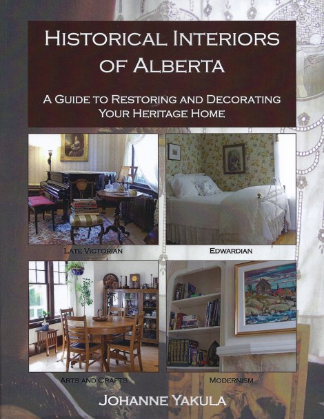 Historical Interiors of Alberta