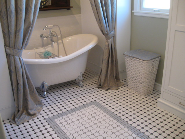 Design Portfolio Johanne Yakula From Times Past - Historic bathroom remodel