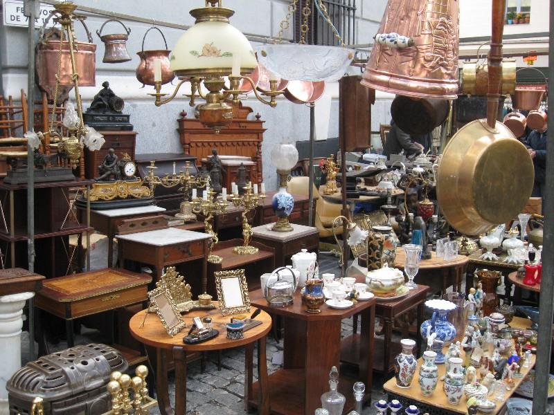El rastro flea market in madrid johanne yakula from - El rastro del electrodomestico ...