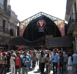 La Bouqueria Market Barcelona