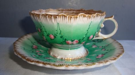 An SPM tea cup sold for $35 on Ebay