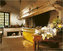 Rustic French Ranges work in heritage homes
