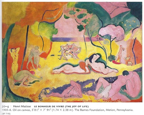 Another degenerate artist - Matisse