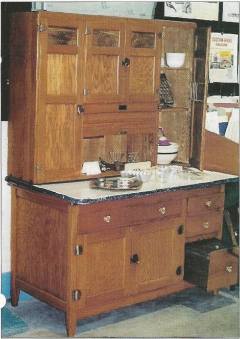 A Multipurpose Kitchen Cabinet