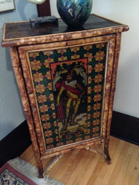An example of Victorian Art Furniture