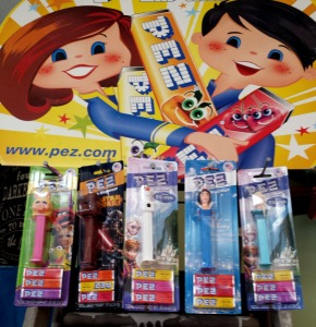 Do you remember PEZ candy?