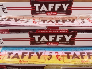 Old fashioned Taffy candy