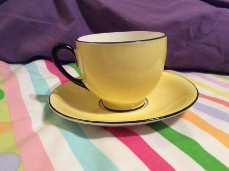 2 Cup saucer