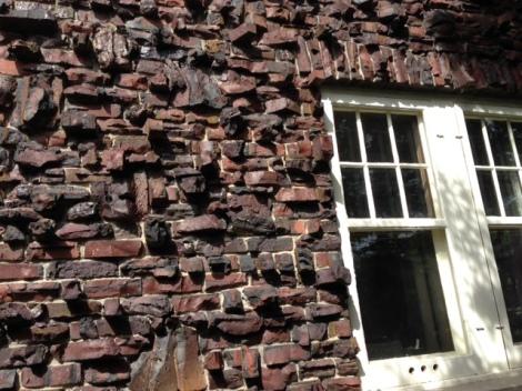clinker-wall