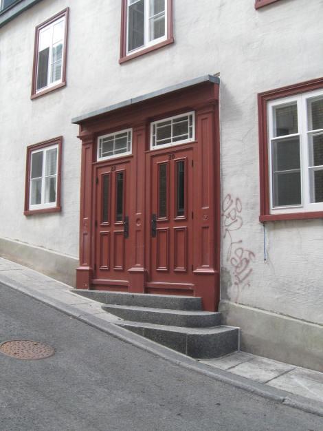Quebec doors 2