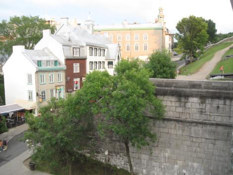 Quebec Old streets