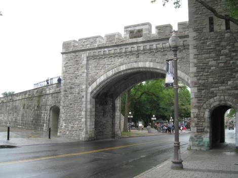 Quebec Walls